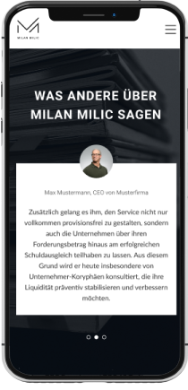 Milan Milic Mobile 3