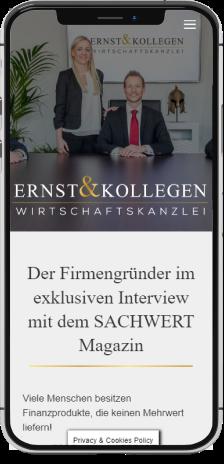 Ernst und Kollegen Mobil 1